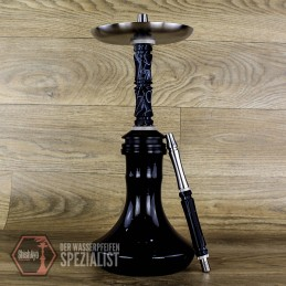 Moze Shisha  • Breeze Two - Wavy Black
