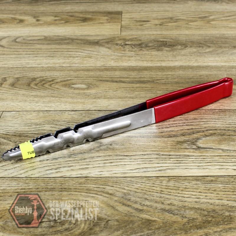 Caesar • Kohlezange XL -32cm - Red