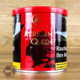 O´s Tobacco • African Queen 200 gr.