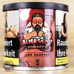 Almassiva Tobacco • Ana Bahebak 200 gr.