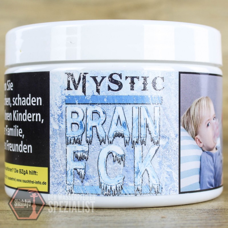 MYSTIC  • Brainfck 200gr.