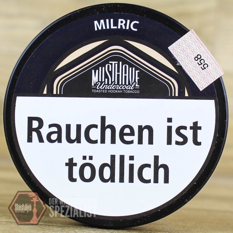 Musthave • Milric 200 gr.