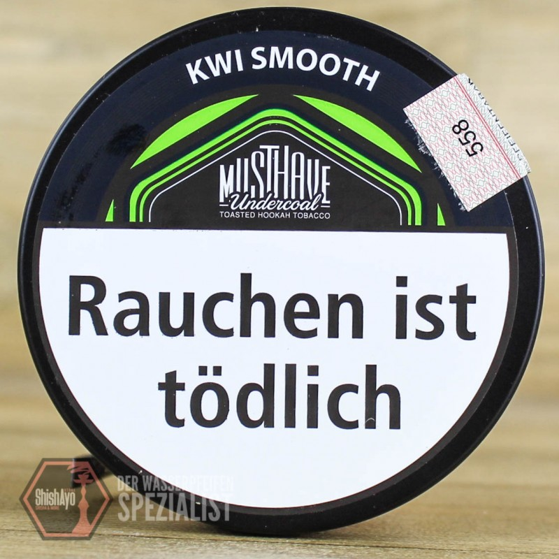 Musthave • Kwi Smooth 200 gr.