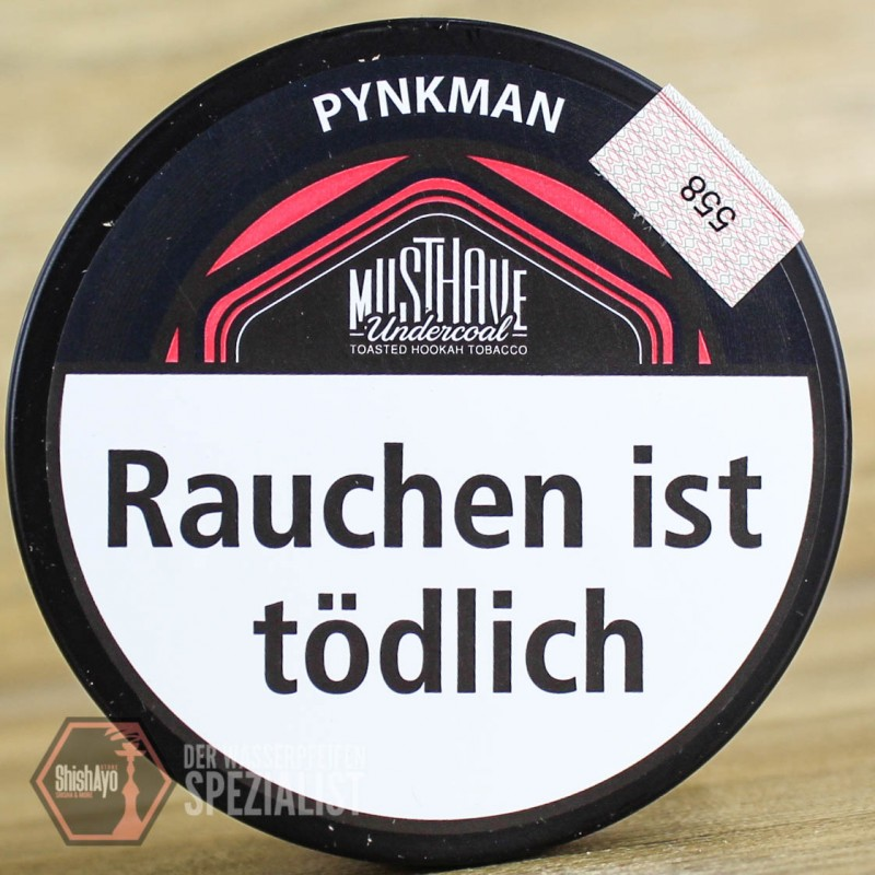 Musthave • PYNKMAN 200 gr.