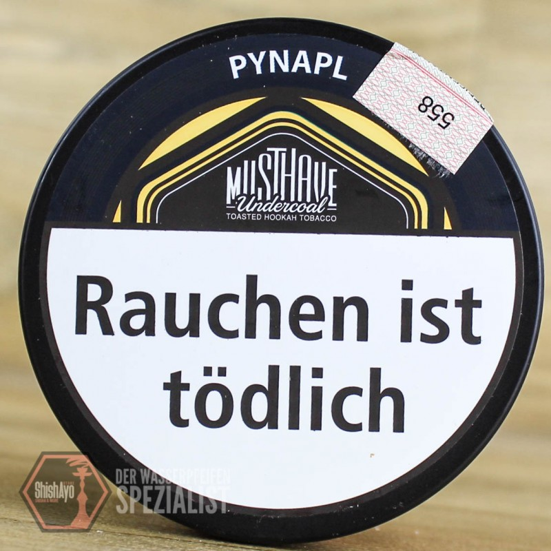 Musthave • PYNAPL 200 gr.