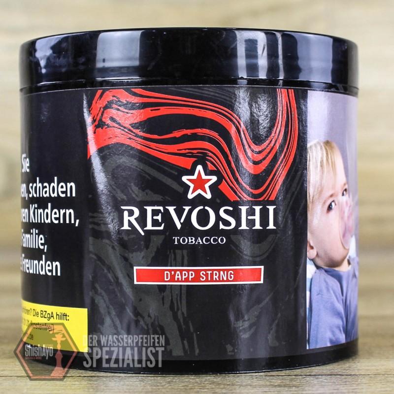 Revoshi Tobacco • D´App Strng 200gr.