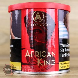O´s Tobacco • African King 200 gr.