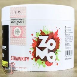 Zomo Tobacco • STRAWKIFY 200gr.