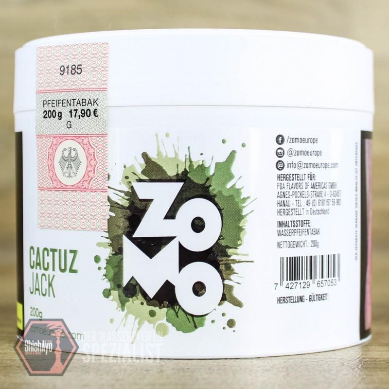 Zomo Tobacco • CACTUZ JACK 200gr.