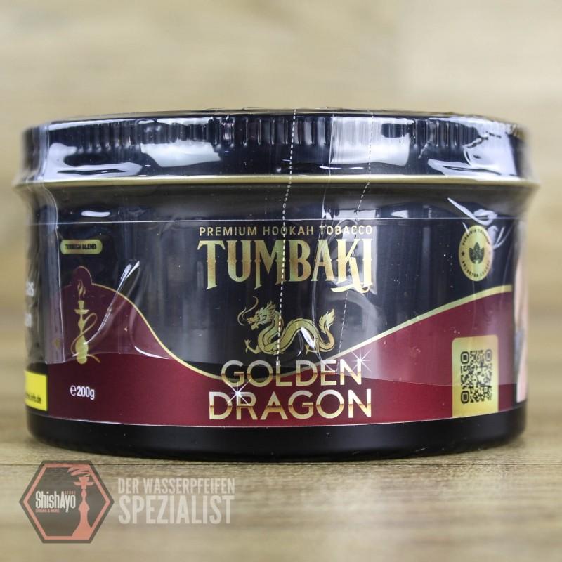 Tumbaki Tobacco • Golden Dragon 200gr.