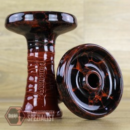 ALCHIMIK • Phunnel Orange Black Marble