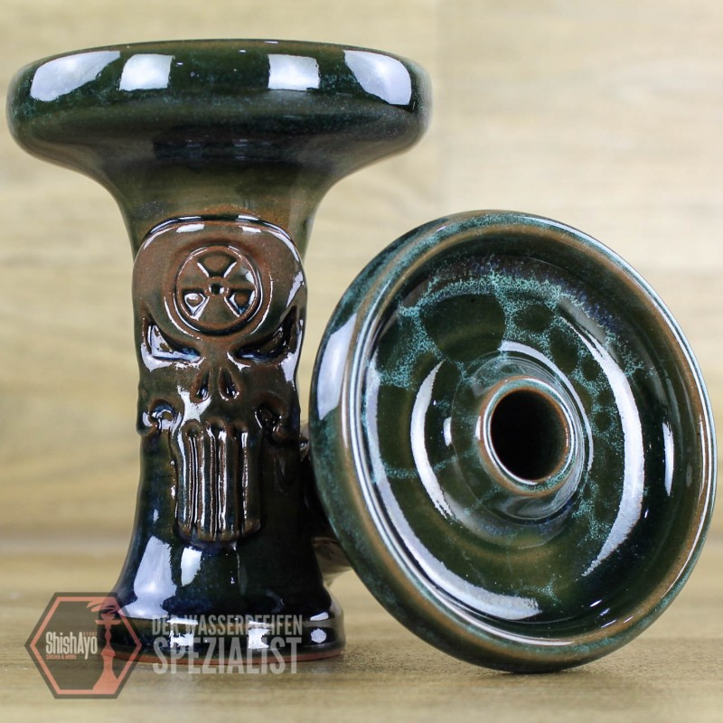 ALCHIMIK • Phunnel Dark Green Marble