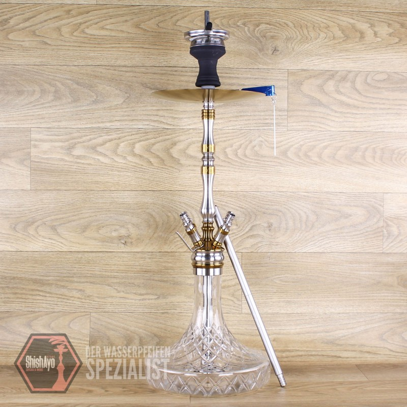 Smokah • Royal Shisha Gold