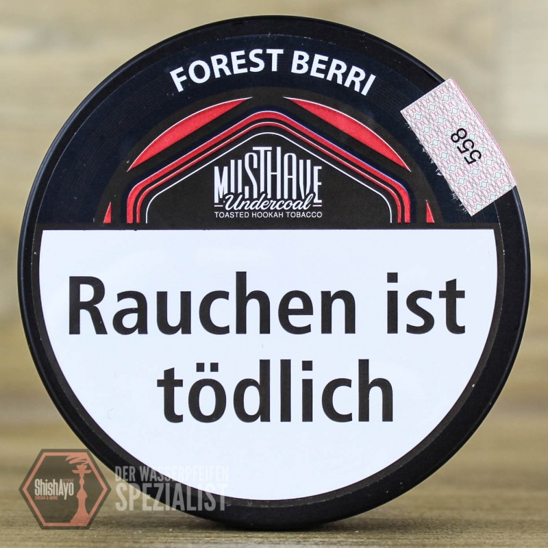 Musthave • Forest Berri 200 gr.