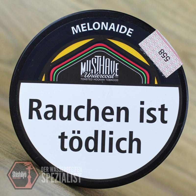 Musthave • Melonaide 200 gr.
