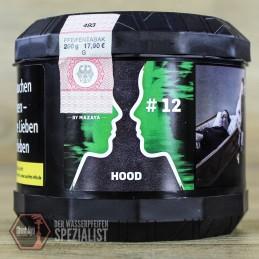 Mazaya • MZA Hood 200gr.