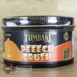 Tumbaki Tobacco • Peeech Crush 200gr.