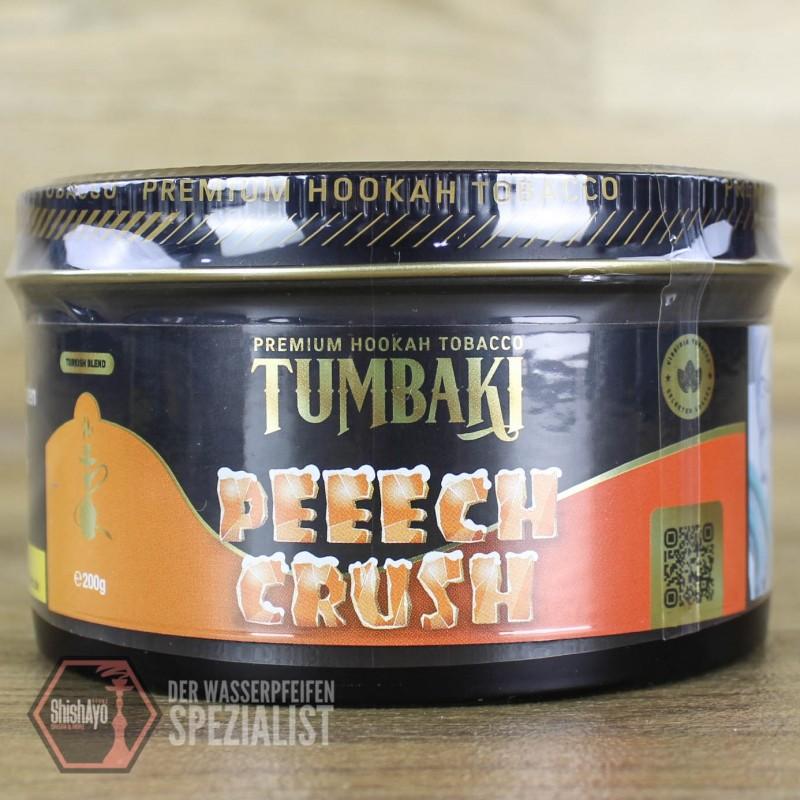 Tumbaki Tobacco • Peeech Crush 200gr.