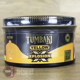 Tumbaki Tobacco • Yellow Xplosion 200gr.