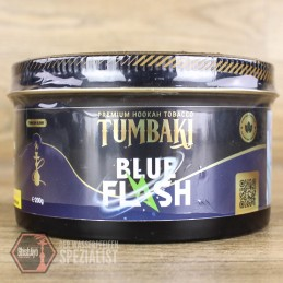 Tumbaki Tobacco • Blue Flash 200gr.