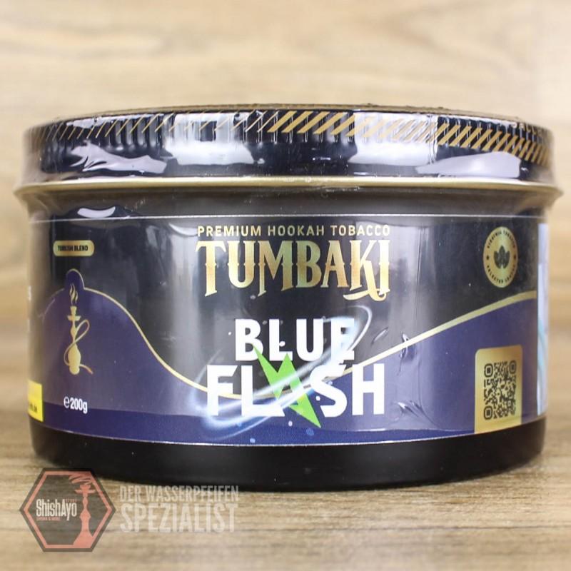 Tumbaki Tobacco • Blue Flash 200gr.