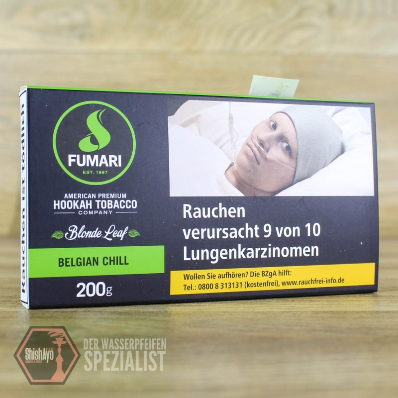Fumari • Belgian Chill 200gr.