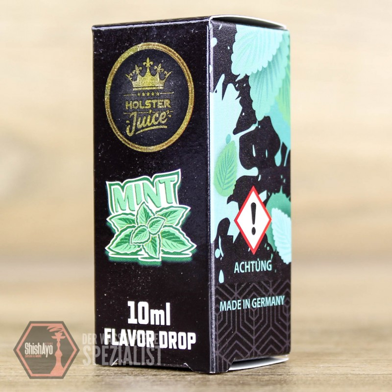 Holster Tobacco • Juice 10ml - Mint