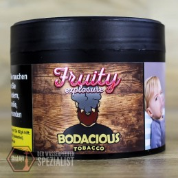 Bodacious Tobacco • Fruity Explosure 200gr.