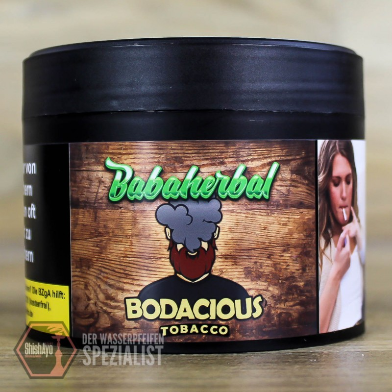 Bodacious Tobacco • Babaherbal 200gr.