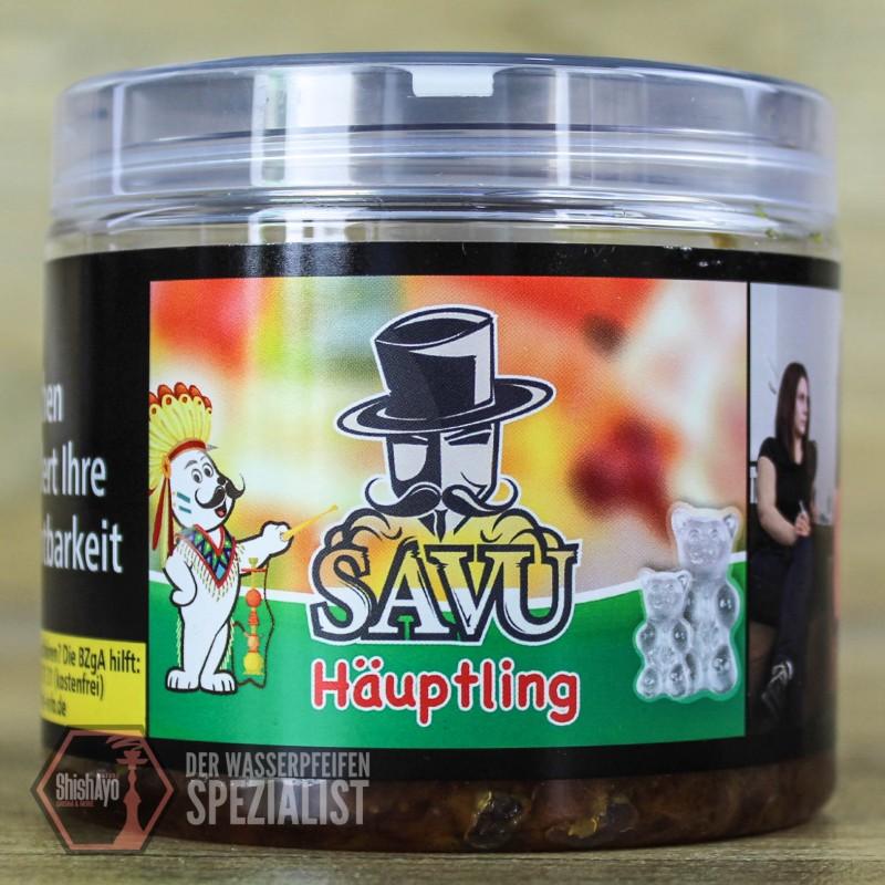 Savu Tobacco • Häuptling 200 gr.