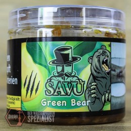 Savu Tobacco • Green Bear 200 gr.