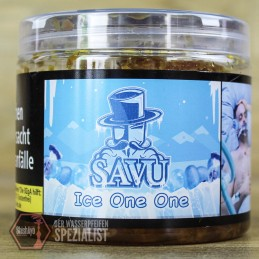 Savu Tobacco • Ice One One 200 gr.