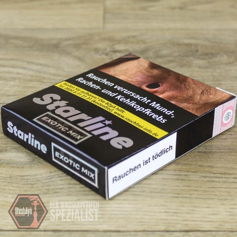 Darkside Tobacco • Darkside Starline Exotic Mix 200 gr.