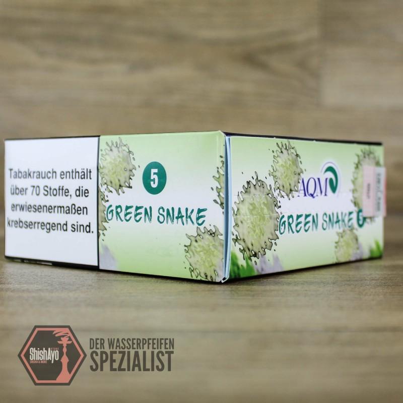 Aqua Mentha • Green Snake 200 gr.