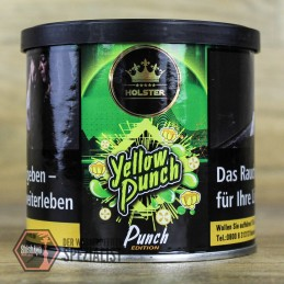 Holster Tobacco • Yellow Punch 200 gr.