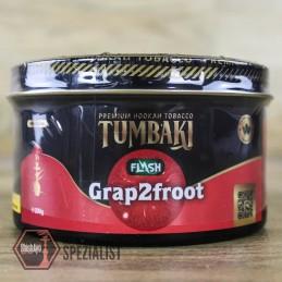 Tumbaki Tobacco • Grap2froot Flash 200gr.