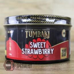 Tumbaki Tobacco • Sweet Strawb1rry 200gr.