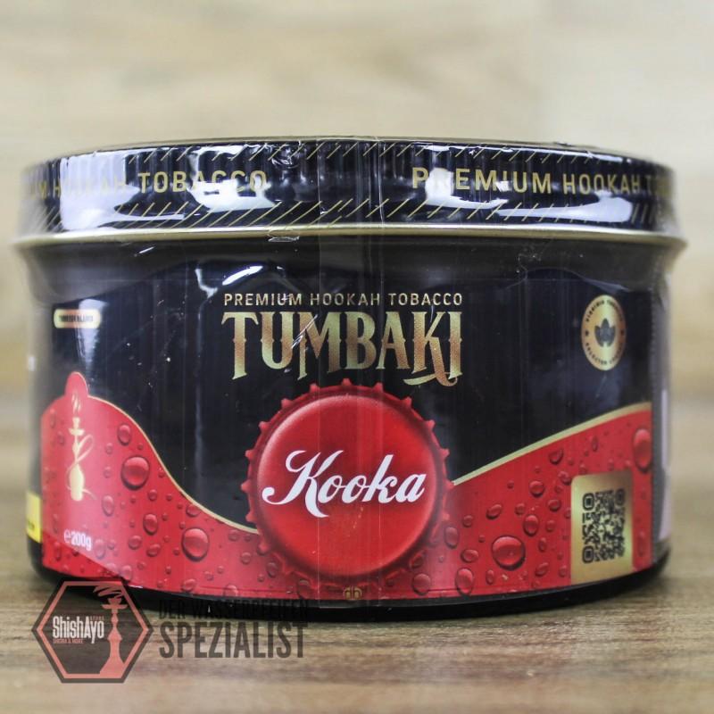Tumbaki Tobacco • Kooka 200gr.