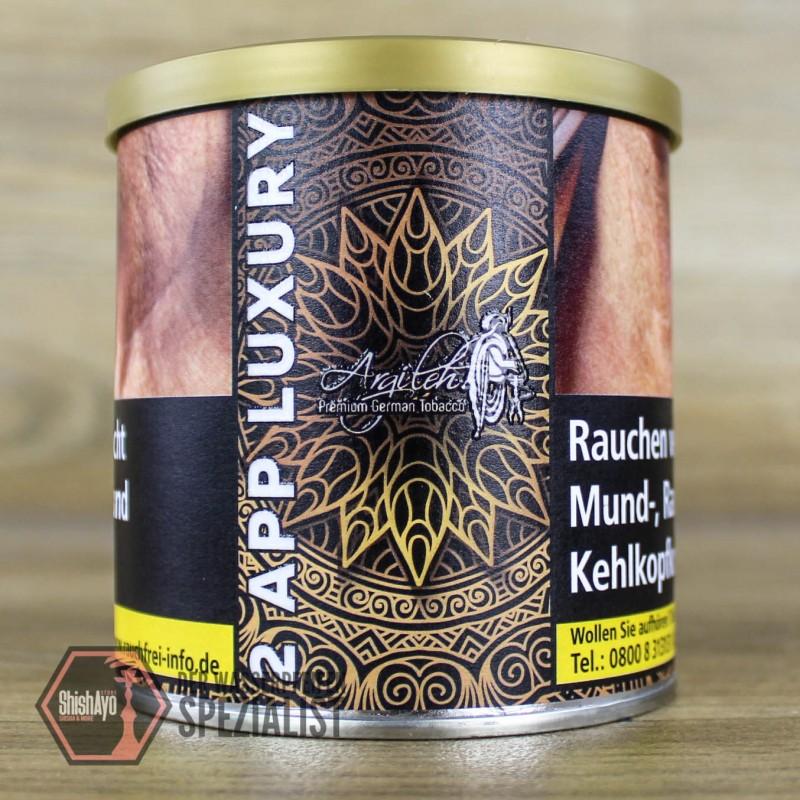 Argileh Premium German Tobacco • 2 App Luxury 200gr.