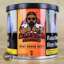 Almassiva Tobacco • Blut gegen Blut 200 gr.