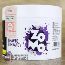 Zomo Tobacco • Grapto Currancy 200gr.