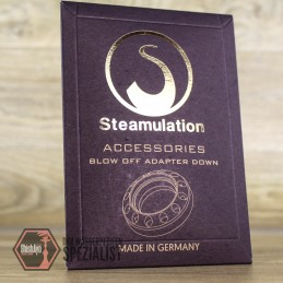 Steamulation • Blow Off Adapter Down