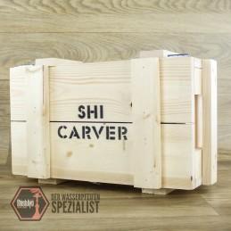 Shi Carver • MINGUN LIMITED Clear Bowl