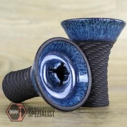 Conceptic Design • 3D-11 Blue Shisha Tabakkopf