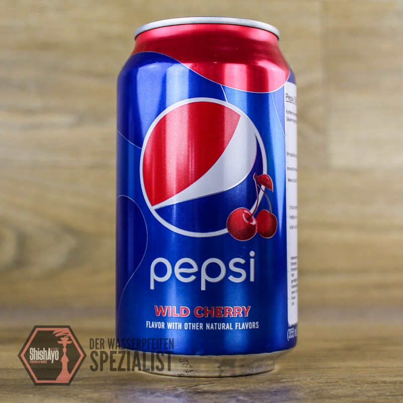 Pepsi • Wild Cherry 355ml.