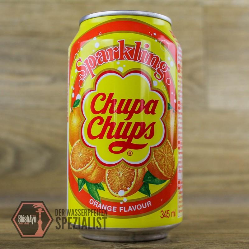 Chupa Chups • Sparkling Orange 345ml.