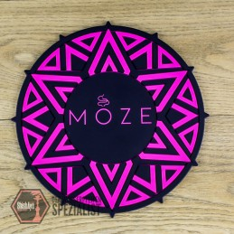 Moze Shisha  • Bowluntersetzer - Purple