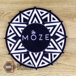 Moze Shisha  • Bowluntersetzer - White