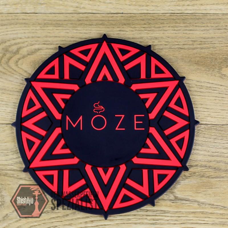Moze Shisha  • Bowluntersetzer - Red