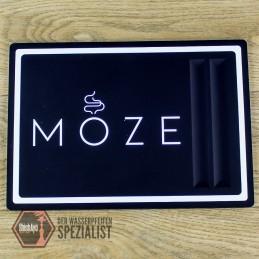Moze Shisha  • Kopfbaumatte - White